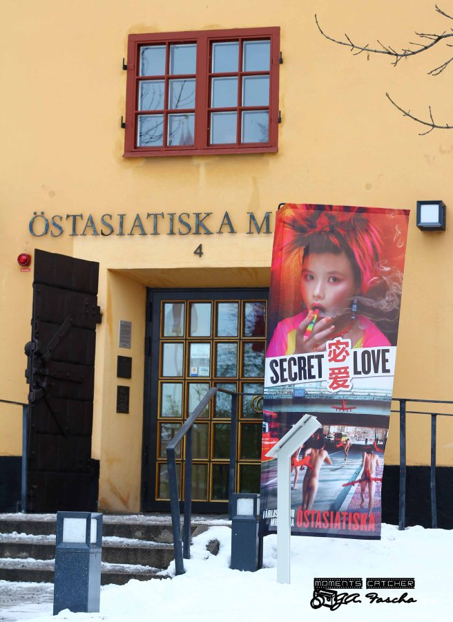 gate Östasiatiska Museet