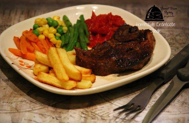 Entrécote Steak