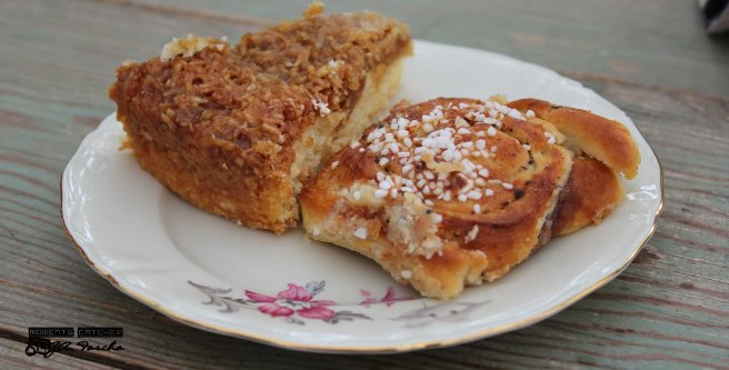 Kanelbulle and Carrot Cake