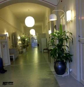 Lorong lobby