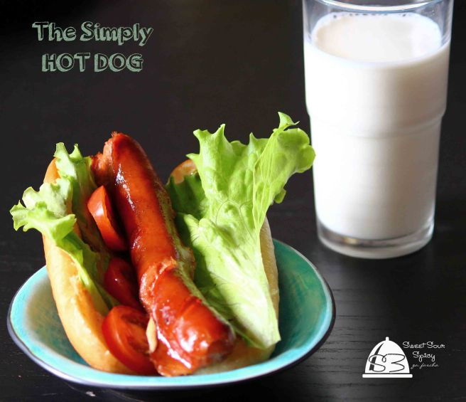 The Simply Hot Dog