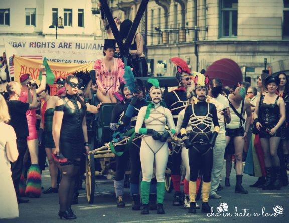 Rainbow Parade 2012