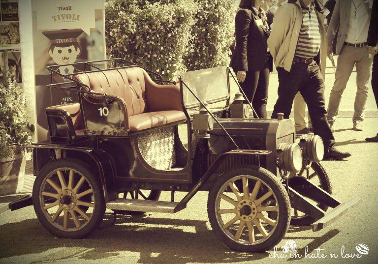 Jalan- jalan pake mobil tua? Sapa takut!