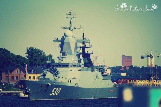 Kapal AL dari Rusia, kalo gak bener?!