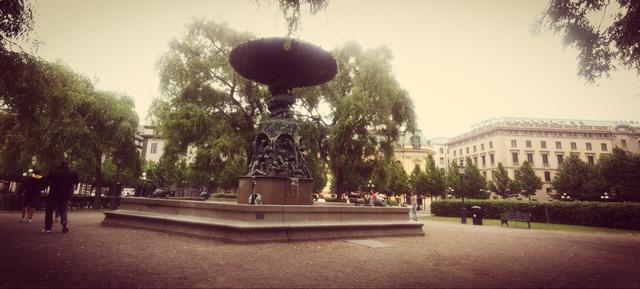Molin's Fountain