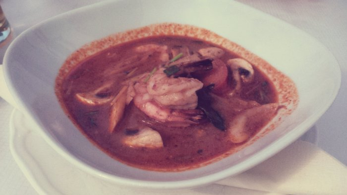 Appetizer Miku  Tom Yum