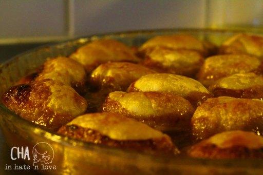 Dumpling Apple