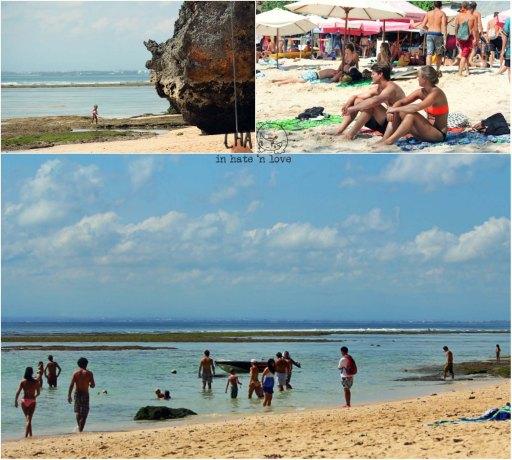 Padang- padang beach