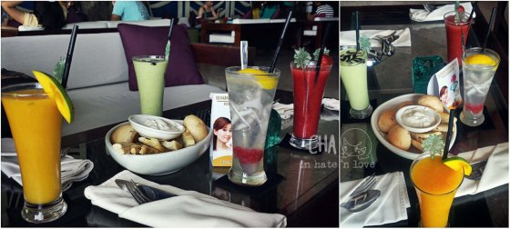 Our Beverages