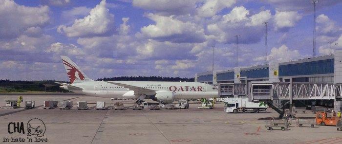 Boeing 787 Dreamliner, Qatar Airways